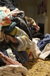 """Always good to remember that laundry is a good """"problem"""" to have.  It means we actually haveclothes!"""