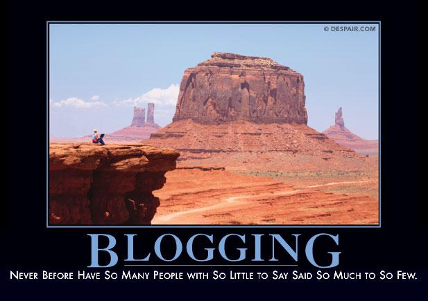 bloggingdemotivator