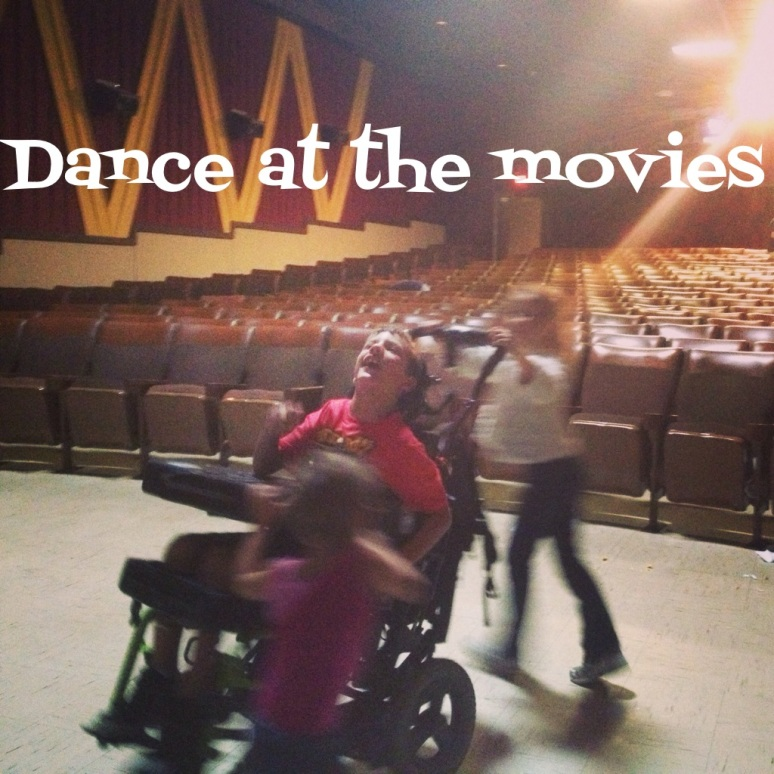 Dance at the Movies