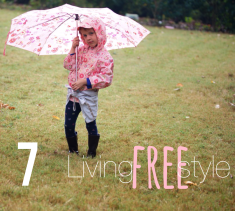 Living free-style