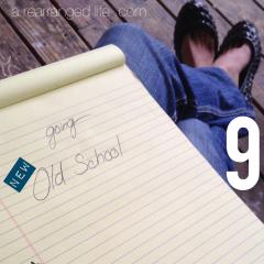 Going new/Old School