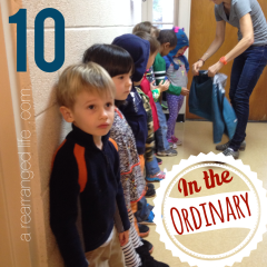 10: In the Ordinary